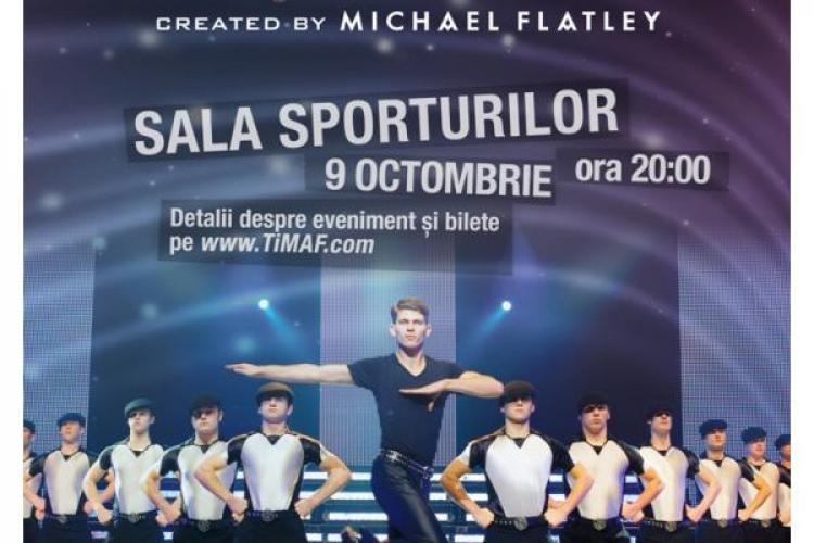 Show de zile mari, la Cluj, cu celebra trupă de dans a lui Michael Flatley - Lord of The Dance VIDEO