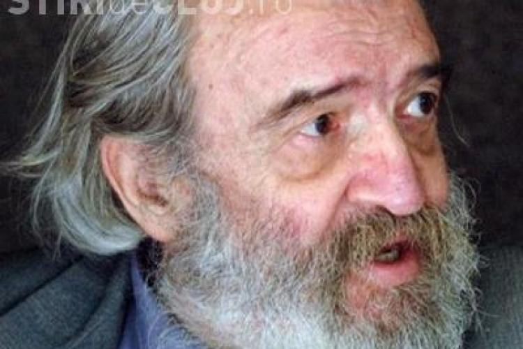 Scriitorul Romulus Vulpescu a murit