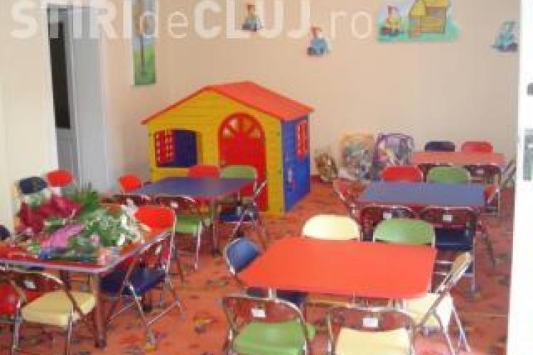TRIST! La o grădiniță din Cluj părinții cer să fie dați afară copii de romi și cei cu handicap - VIDEO