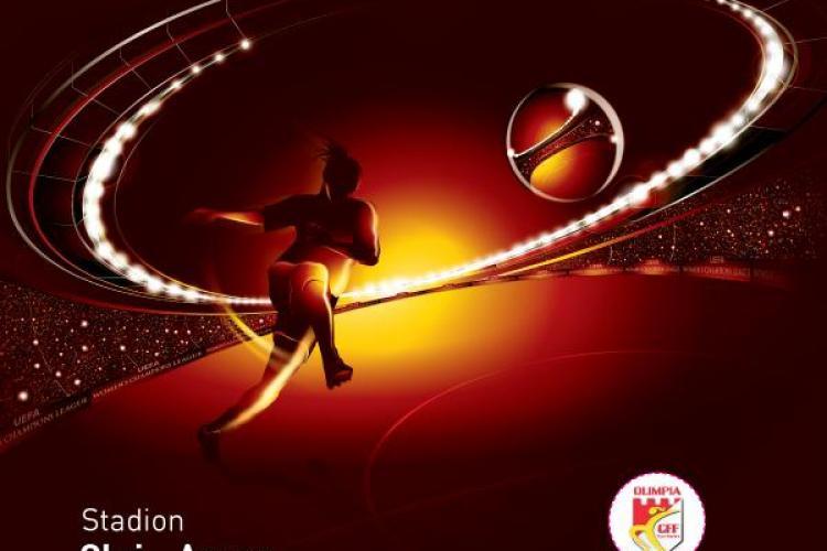 Champions League pe Cluj Arena: Olimpia UTCN joacă cu SV Neulengbach
