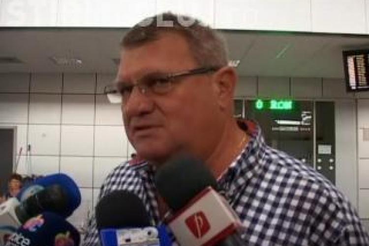 Iuliu Mureşan, grijului faţă de starea de sănătate a lui Ienei: Am vorbit cu medicii. Operaţia va fi una de rutină