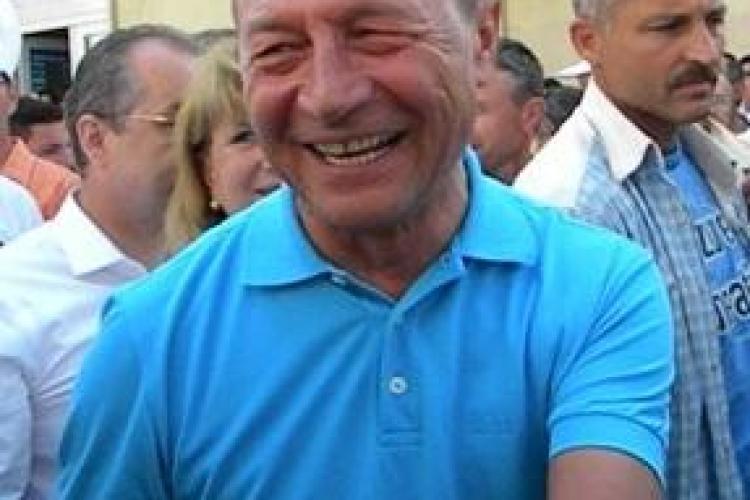 Băsescu vrea să REANEXEZE Moldova la România