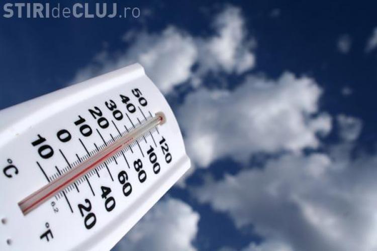 Azi s-a înregistrat prima temperatură sub zero grade din aceasta toamna