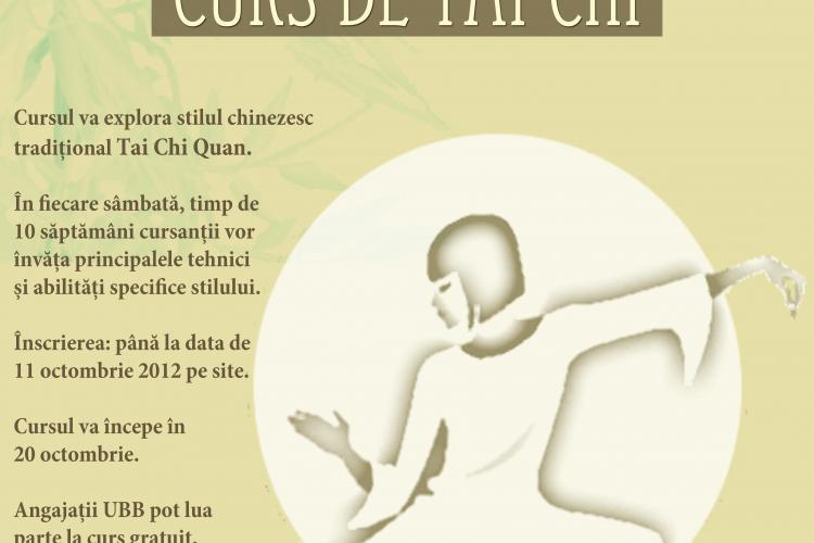 Cursuri de limbă chineză, caligrafie , pictură chinezească şi Taichi la UBB. Vezi cât costă!