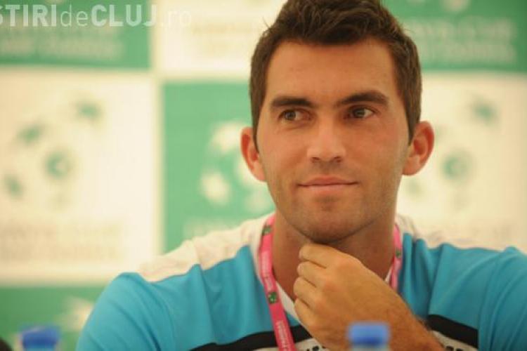CUPA DAVIS la Cluj. Ce a declarat Horia Tecău după victoria de la dublu