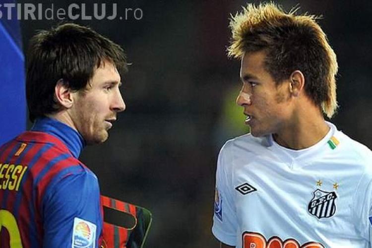 Neymar va juca la Barcelona, fiind cel mai scump transfer din istoria fotbalului