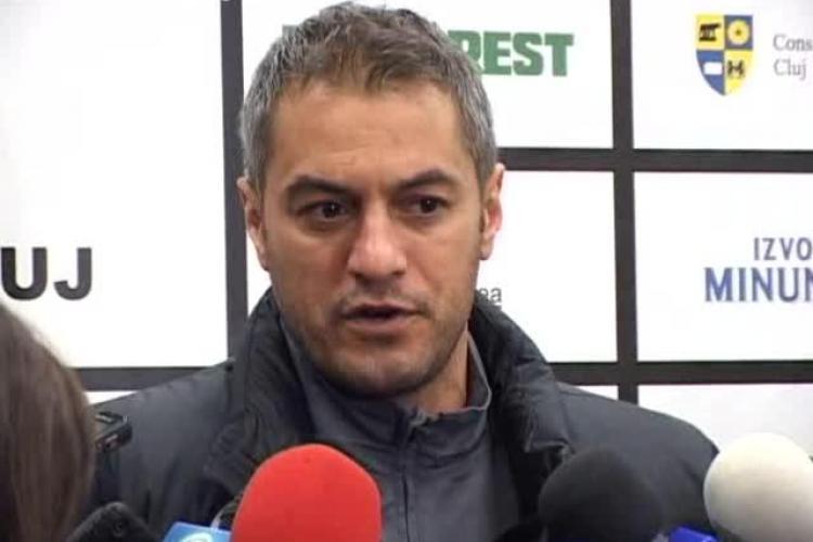 Dulca a demisionat de la U Cluj. VEZI ce spune Anamaria Prodan