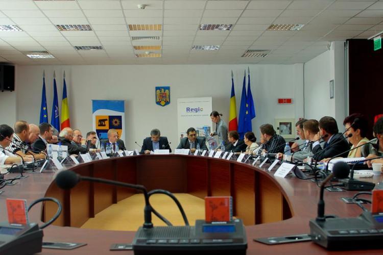 Horea Uioreanu a fost ales preşedinte al Consiliului pentru Dezvoltare Regională Nord-Vest
