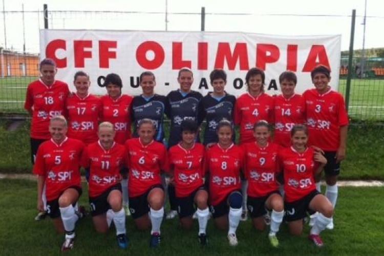 Olimpia UTCN -  SV Neulengbach 1-1. Primul meci din Champions League pe Cluj Arena - VIDEO