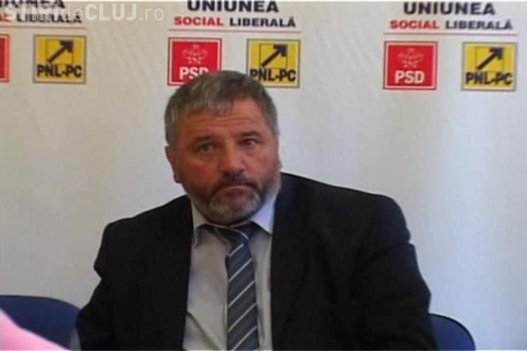 Primarul din Săndulești, Augustin Duca, a intrat în PNL Cluj