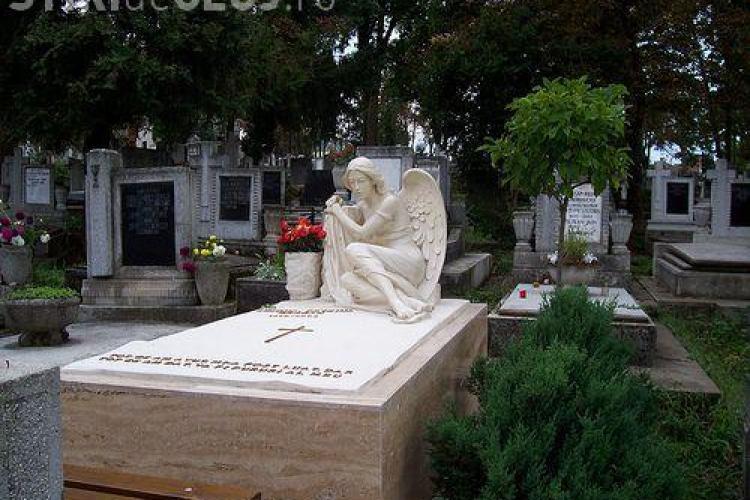 60 de morți trebuie deshumați dintr-un cimitir din Cluj. Ce se întâmplă cu ei, aflați la Știri de Cluj LIVE