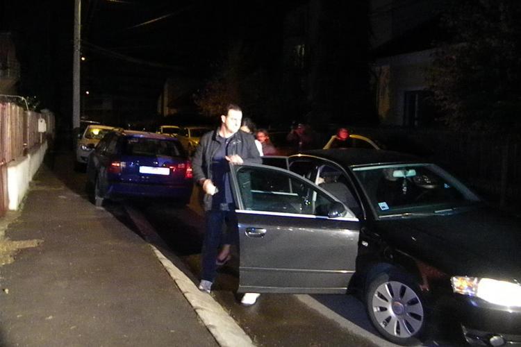 Sorin Apostu a ajuns la Cluj-Napoca. VEZI primele imagini și ce a spus - VIDEO și FOTO