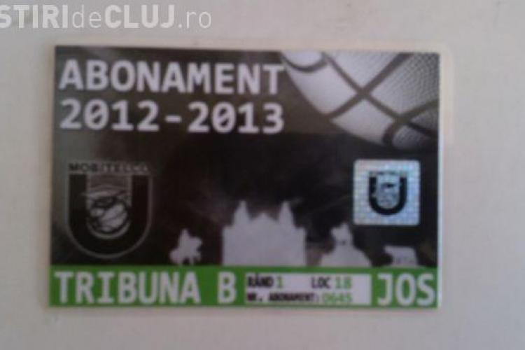 U Mobitelco Cluj eliberează noile abonamente pentru sezonul 2012 - 2013