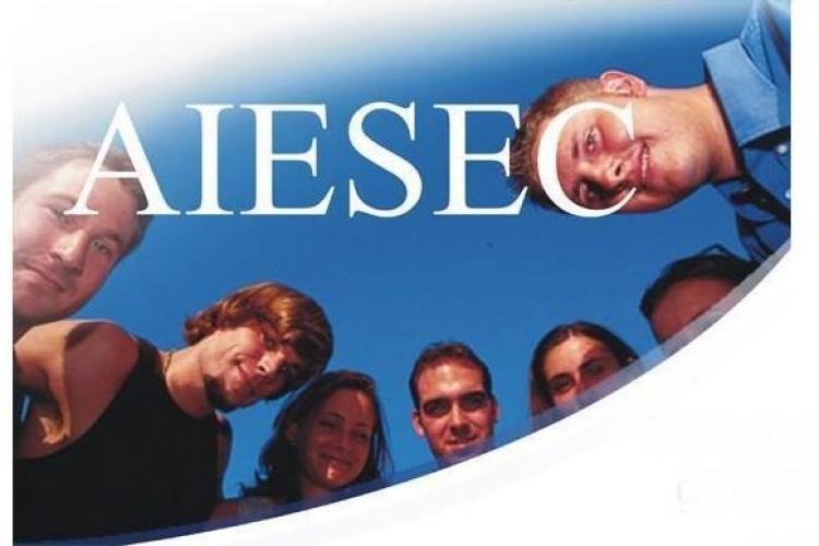 AIESEC caută la Cluj-Napoca tineri cu inițiativă