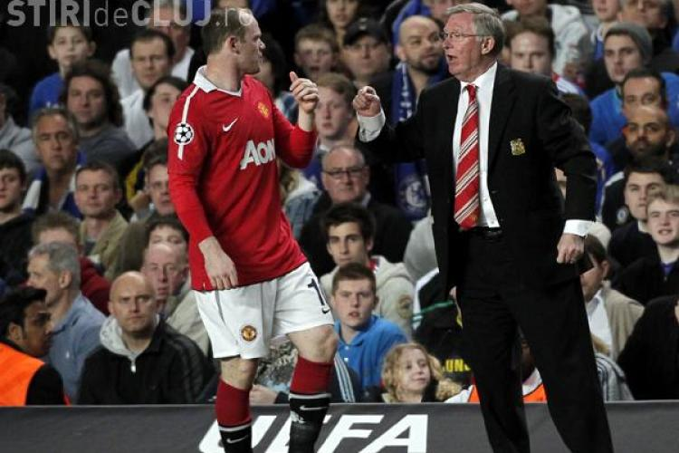 """CFR CLUJ - MANCHESTER UNITED.  Rooney: """"Meciul cu CFR Cluj este important, trebuie să evităm ce s-a întâmplat anul trecut"""""""