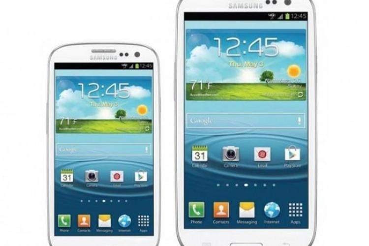 Samsung lansează Galaxy S3 Mini. Vezi data oficială a lansării