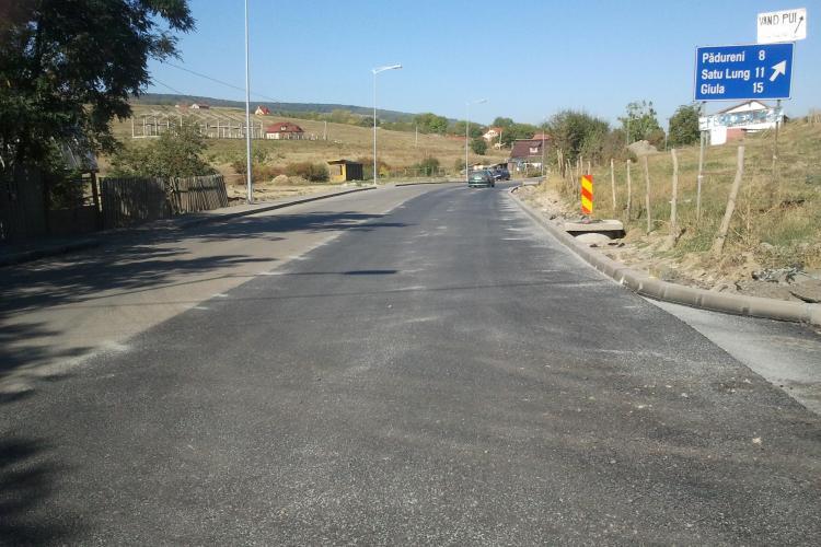 """Strada Oașului va fi terminată în această toamnă, dacă nu apar """"complicații"""" - FOTO"""