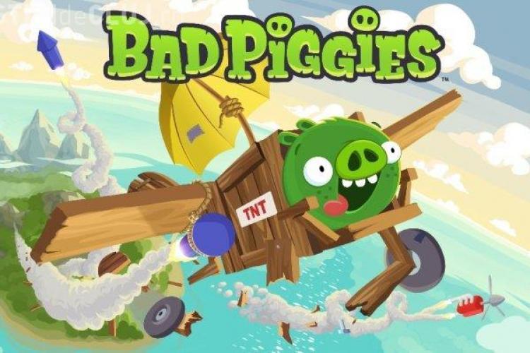 Angry Birds ar putea fi detronat. Porcușorii se răzbună VIDEO