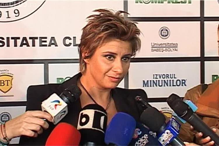 Anamaria Prodan nu a mai fost de 3 săptămâni la Cluj: Poate nici nu mai vin