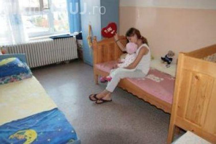 """A început reabilitarea şi modernizarea Centrului Maternal """"Luminiţa"""""""