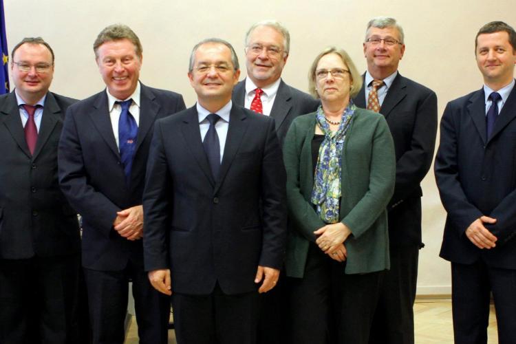 Primăria Cluj-Napoca și Michigan State University SUA colaborează pentru strategia de dezvoltare a Clujului - FOTO