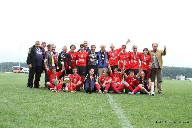 Olimpia Cluj s-a calificat în optimile Champions League