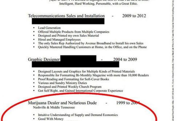 CV-ul care a făcut senzație pe internet. Vezi detaliul care șocheză angajatorii