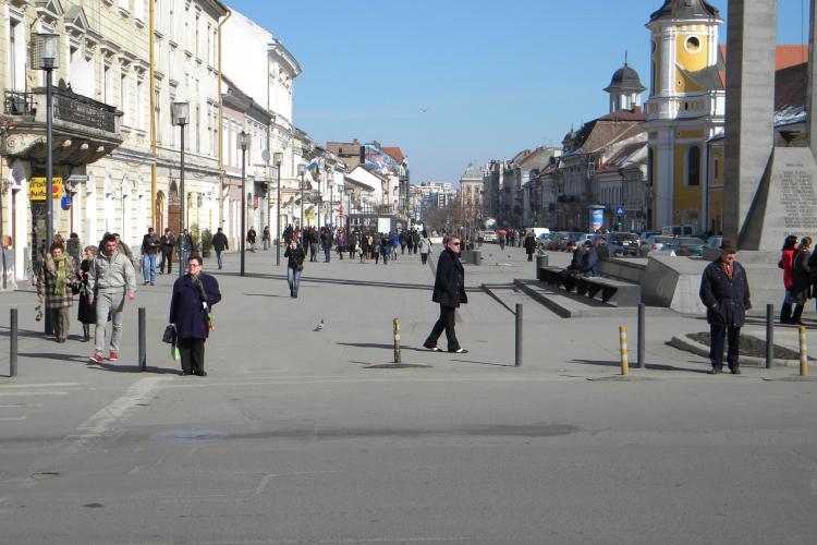 PROGNOZA METEO. Weekend cu 26 de grade Celsius la Cluj