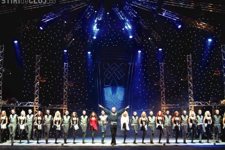 ȘTIRI de CLUJ oferă 10 de bilete la spectacolul LORD of the DANCE