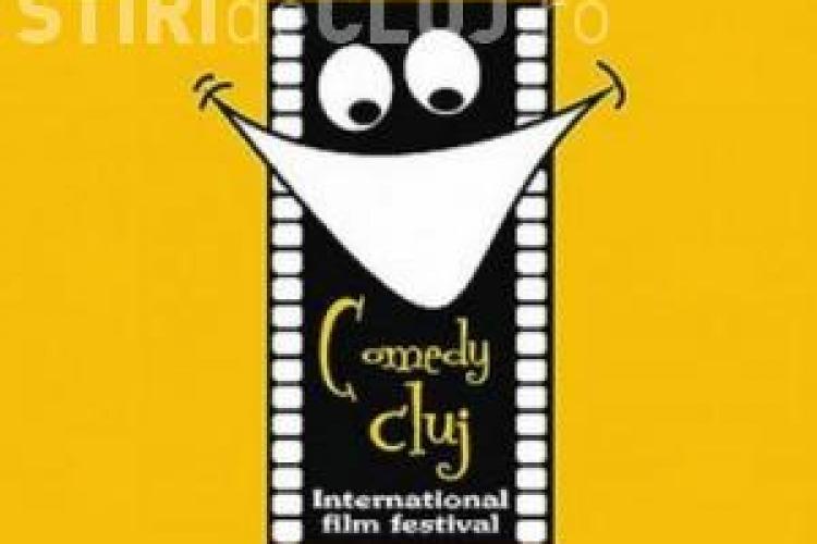 """Se dă startul la râs cu Festivalul Internațional de Film """"Comedy Cluj"""""""