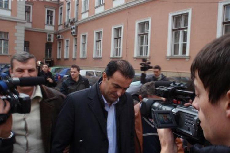 Sorin Apostu a fost eliberat. UPDATE - Sorin Apostu a pornit în jurul orei 21.30 spre Cluj-Napoca