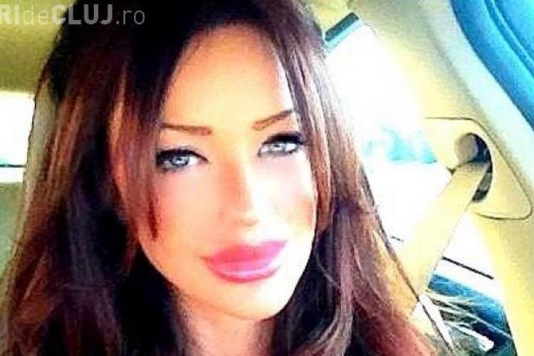 Bianca Drăguşanu ca o păpușă pe Facebook. S-a machiat excesiv - FOTO