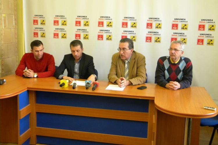 """""""Juniorii"""" din PNL și PSD Cluj se bat pe Colegiile 1 și 3. Mircia Giurgiu iese câștigător"""