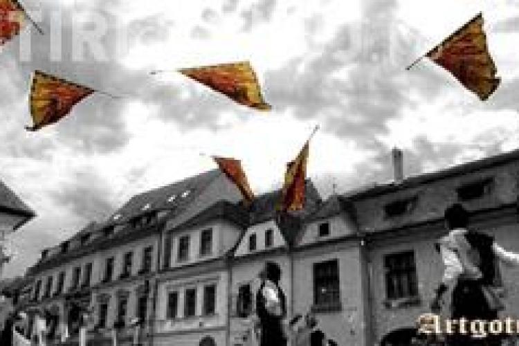 """Ce se întâmplă în acest weekend la Cluj-Napoca: """"Scena Cetății"""""""