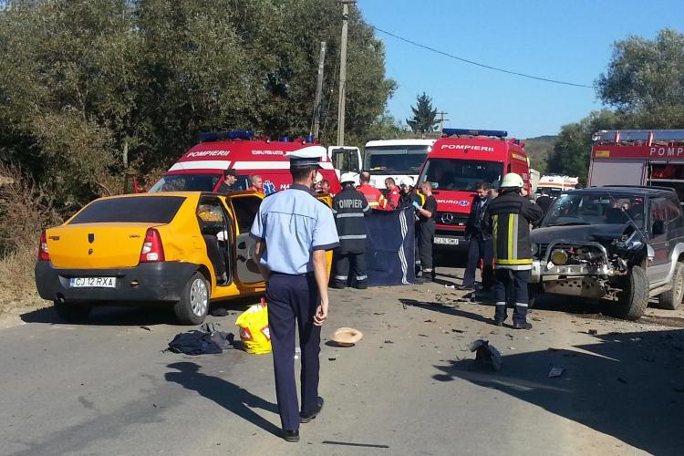 VEZI ce a spus şeful şoferului mort în accidentul de miercuri, între Săvădisla şi Vlaha