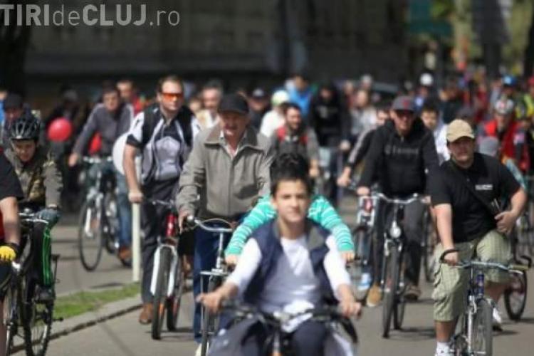 """Clubul de Cicloturism """"NAPOCA"""" a câștigat procesul cu Primăria Florești pe tema pistelor de bicicliști"""