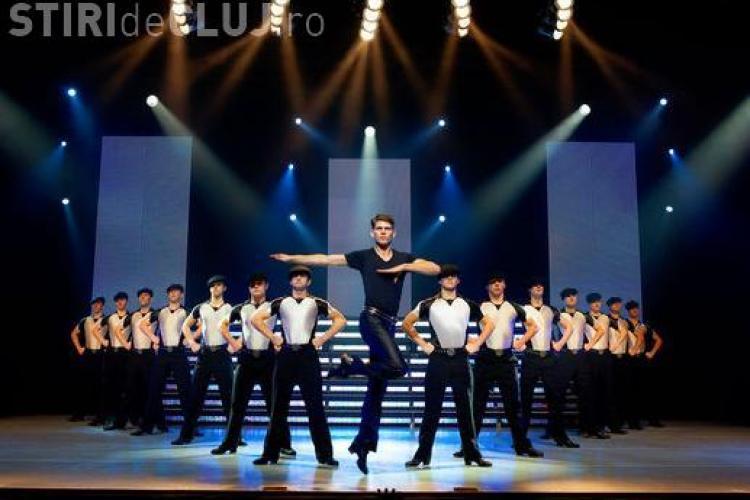 Dansatorii de la Lord of the Dance ajung azi la Cluj-Napoca