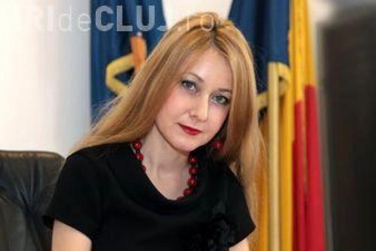 Clujeanca Laura Oprean, delegată în funcţia de procuror şef al DNA