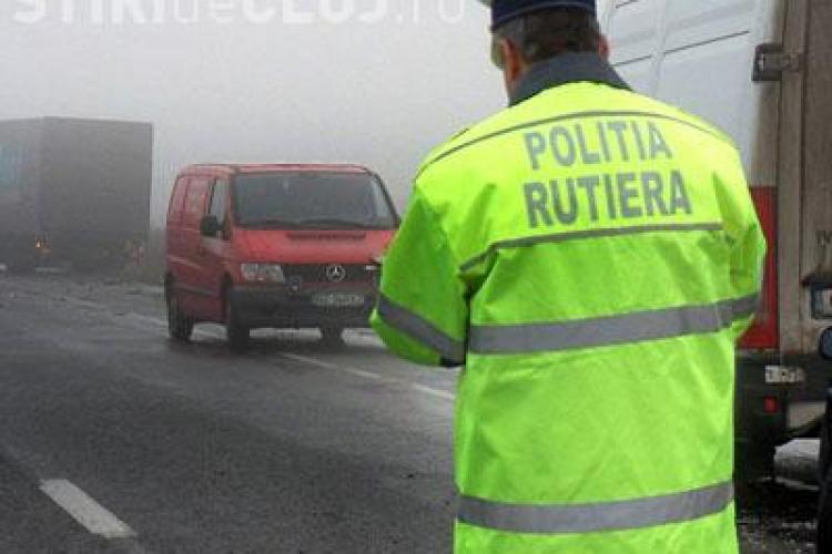 CLUJ: Unde vor fi amplasate aparatele radar în judeţul Cluj