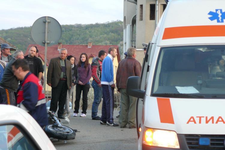 Patru șoferi de la Ambulanța Cluj, amendați pentru că nu purtau centură