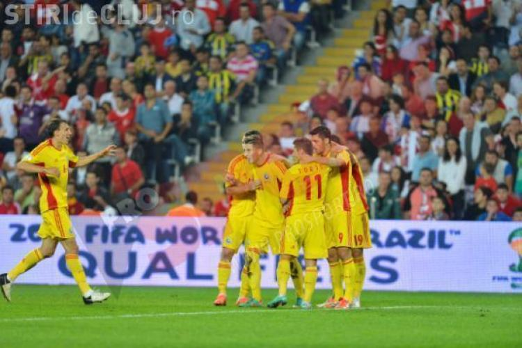 """Un singur """"tricolor"""" a atras privirile graznilor din Europa la meciul cu Olanda"""