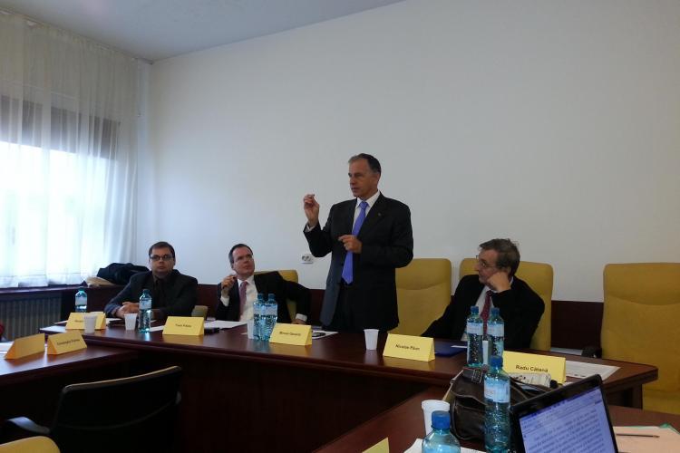 Geoană la Cluj: USL trebuie să renunțe la aroganță și la cearta pe posturi