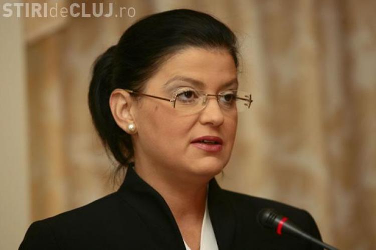 """Anca Boagiu: """" Este incapabil acest ministru, trebuie să fie demis"""". Vezi AICI despre cine e vorba"""