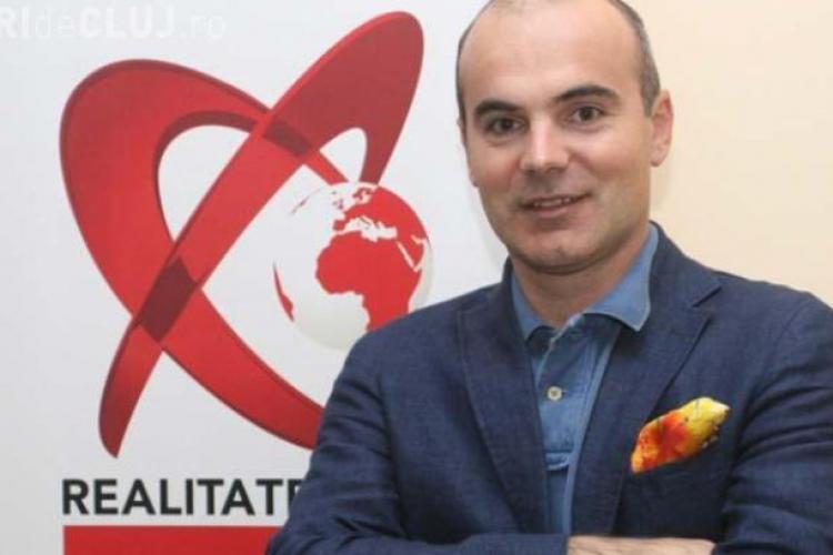 Rareș Bogdan , candidatul PNL Cluj in Colegiul 3,  nu mai candideaza!