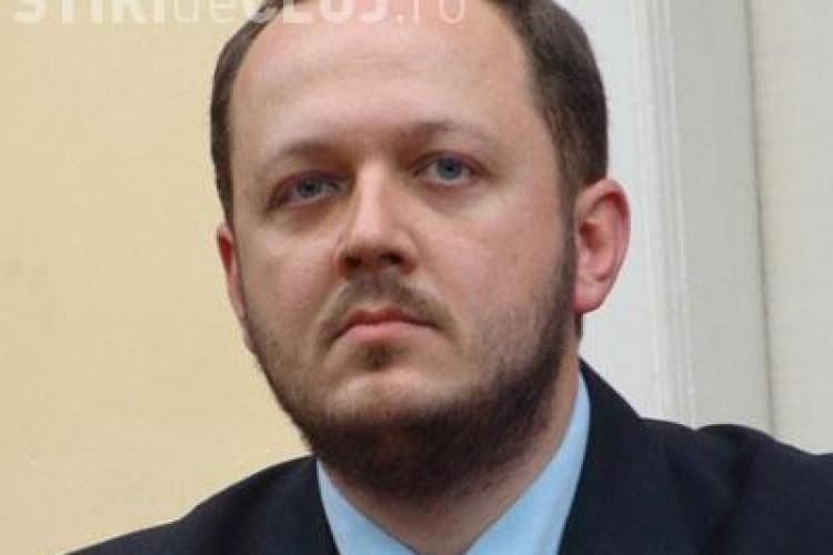Adrian Papahagi, candidatul PDL Cluj în Colegiul 1: Anca Boagiu ar putea fi premier, Elena Udrea NU