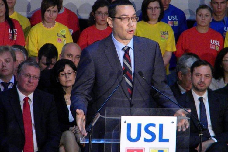 Victor Ponta: Nu mai avem bani pentru spitale şi o parte din pensii