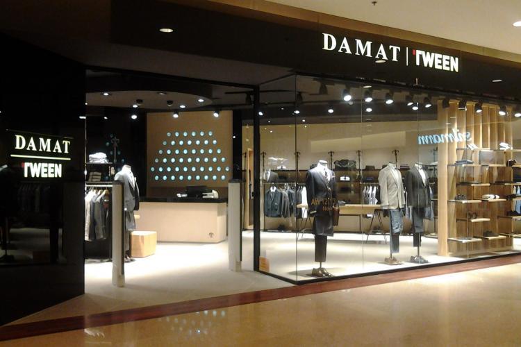 Damat Tween a deschis magazin în Iulius Mall Cluj