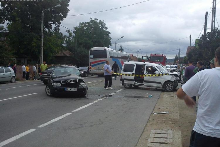 Care e cel mai periculos drum din Cluj