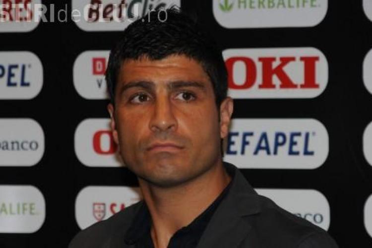 Pedro Emanuel, antrenorul Academica Coimbra, preia CFR Cluj
