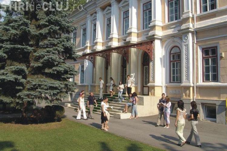 Prodecanul Facultății de Horticultură din cadrul USAMV Cluj, Adrian Zaharia, acuzat de abuz de putere de studenți